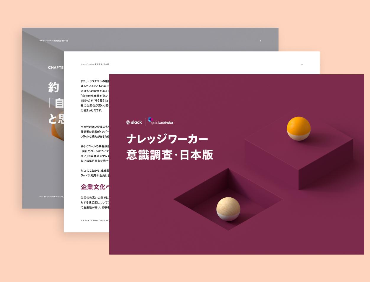 ナレッジワーカー意識調査・日本版
