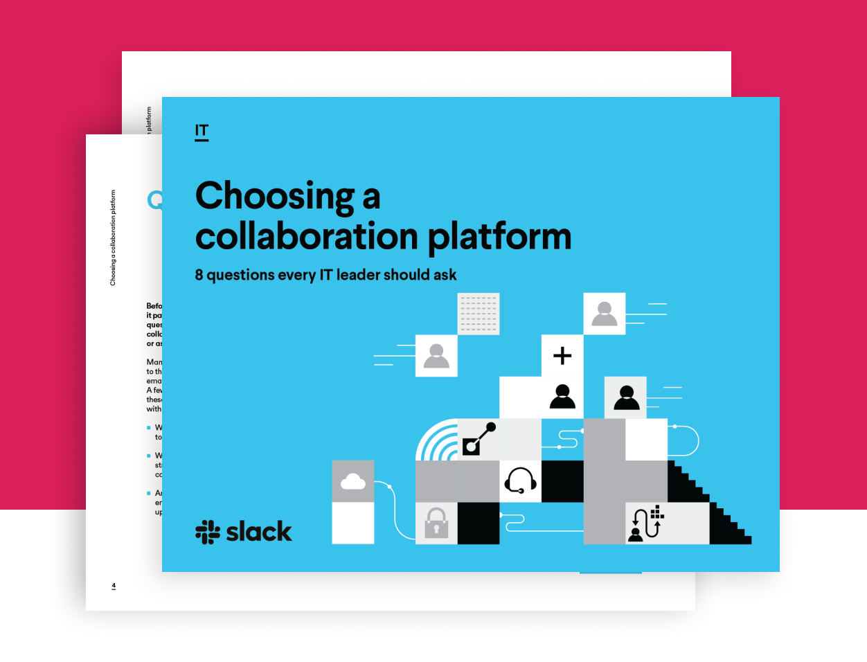 Choosing a collaboration platform e-Book