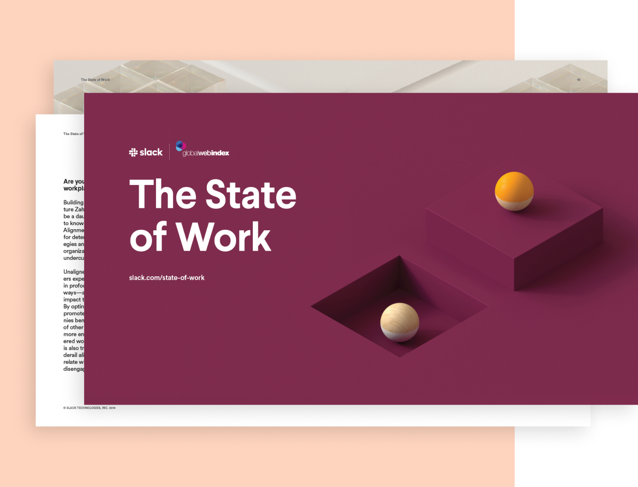 State of Work Report