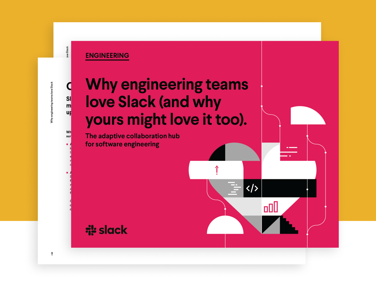 Why engineering teams love Slack (and why yours might love it too) E-Book